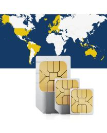 Three UK SIM cards with fast mobile Internet & calling to 71 countries