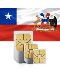 SIM card can be used in Chile