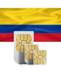 SIM for use in Colombia