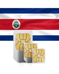 SIM card for Costa Rica with fast mobile Internet & calling