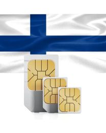 SIM card for Finland