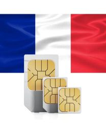 SIM card for use in France
