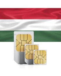 SIM card for use in Hungary