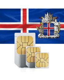 SIM card for Iceland