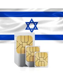 SIM card for use in Israel