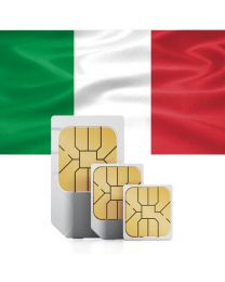 SIM card for Italy including Vatican City and San Marino