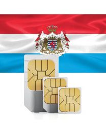 SIM card for Luxembourg