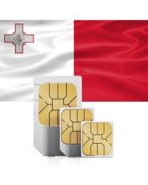 SIM card for Malta with fast mobile internet & telephony