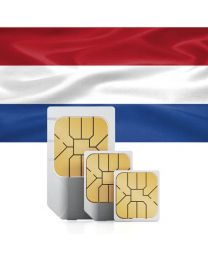SIM card for use in the Netherlands