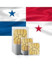SIM card for Panama with fast mobile internet & calling