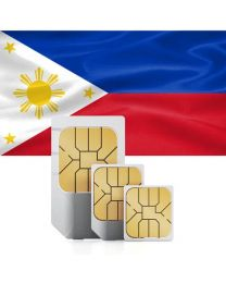 SIM card for the Philippines with fast mobile Internet