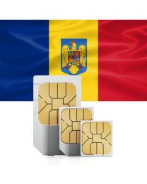 SIM card for Romania with fast mobile Internet & telephony