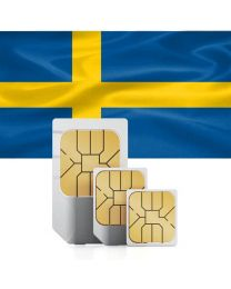 SIM card for use in Sweden