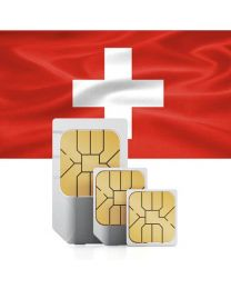 SIM card for usage in Switzerland