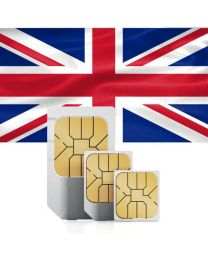 Flag of the United Kingdom, SIM card for use in the United Kingdom