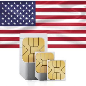 SIM Card for the USA (T-Mobile network)