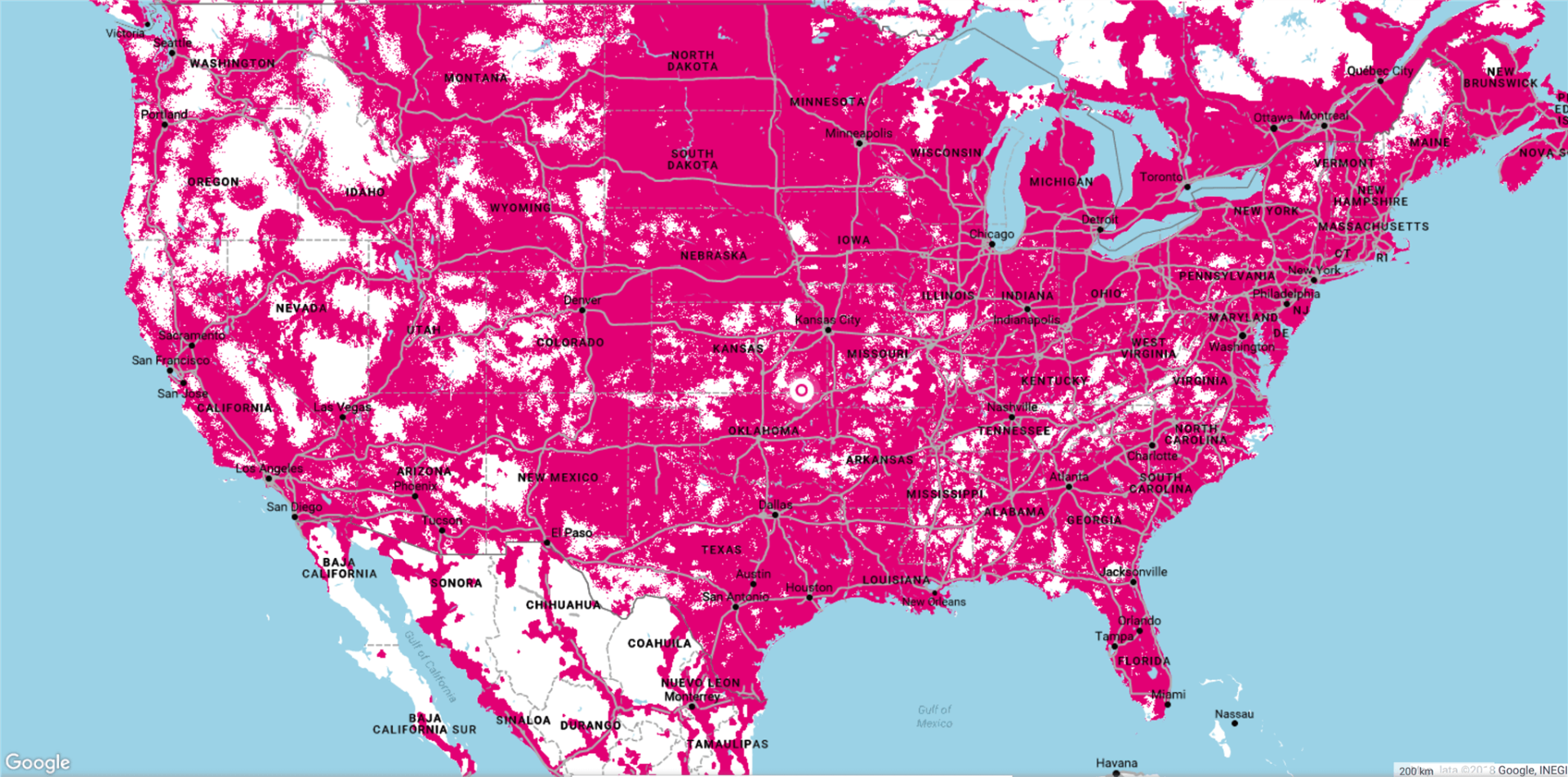 Coverage Overview