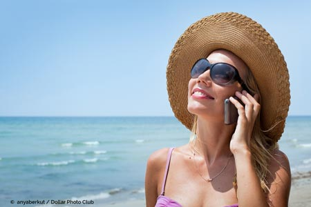 Our travel SIM card help you to stay connected on your holiday or business trip
